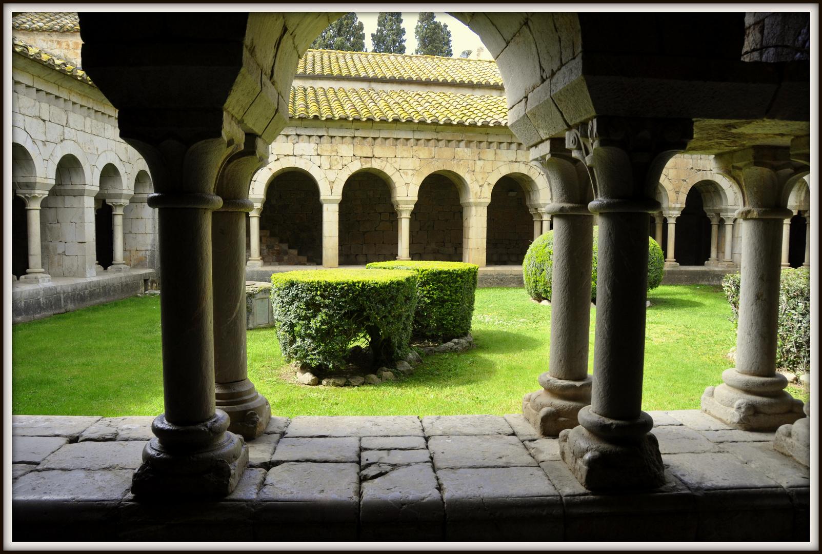 Kreuzgang Kloster Vilabertrán