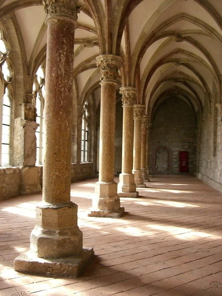 Kreuzgang Kloster Walkenried