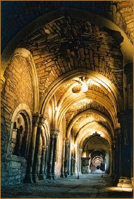 Kreuzgang von St. Michael in Hildesheim