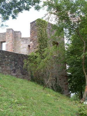 Kreuzritterburg Ulmen