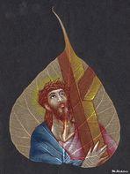 Kreuztragender Jesus