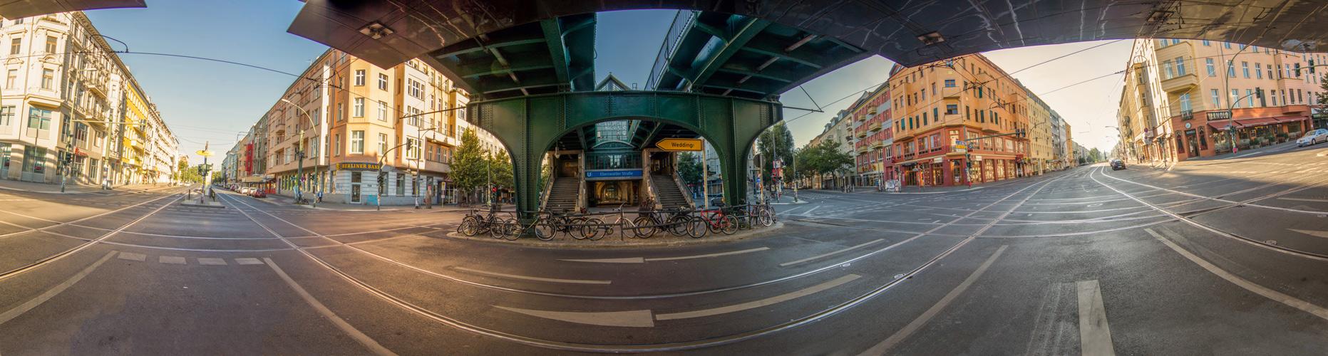 Kreuzung Eberswalder Straße 3