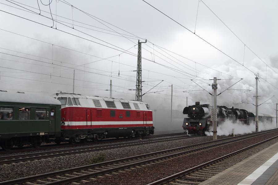 Kreuzung im Nebel ?