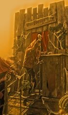 Kreuzzug der Burghexen