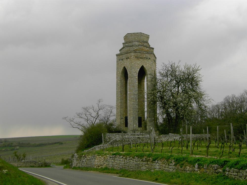 Kriegerdenkmal bei Zell (Zellertal)
