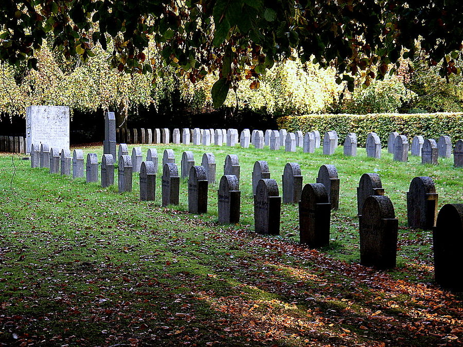 Kriegsgräber Nordfriedhof
