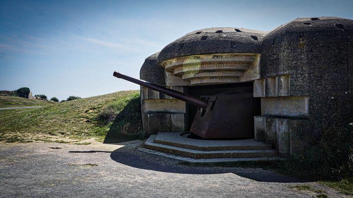 Kriegsrest Normandie