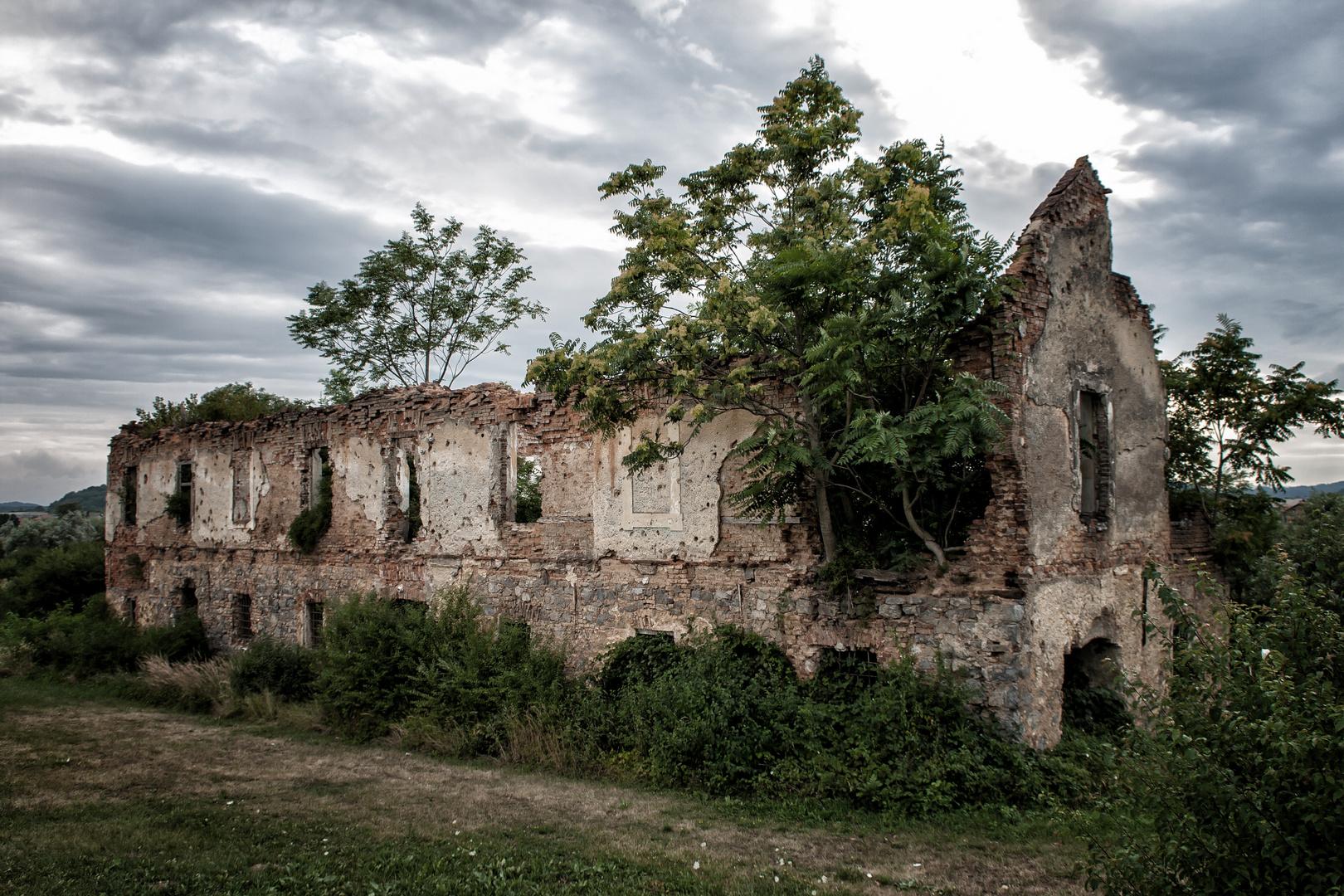 Kriegsschauplatz Turanj (Kroatien)