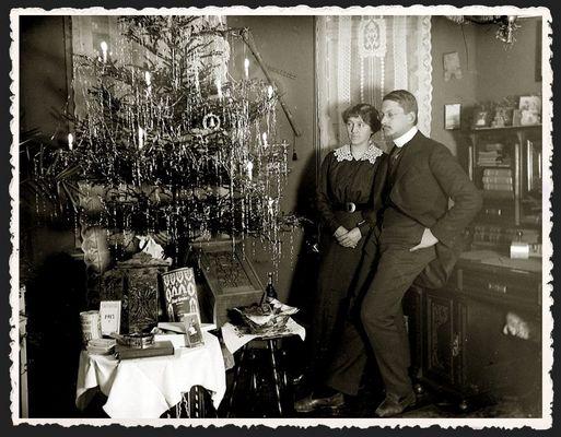 Kriegsweihnachten 1915