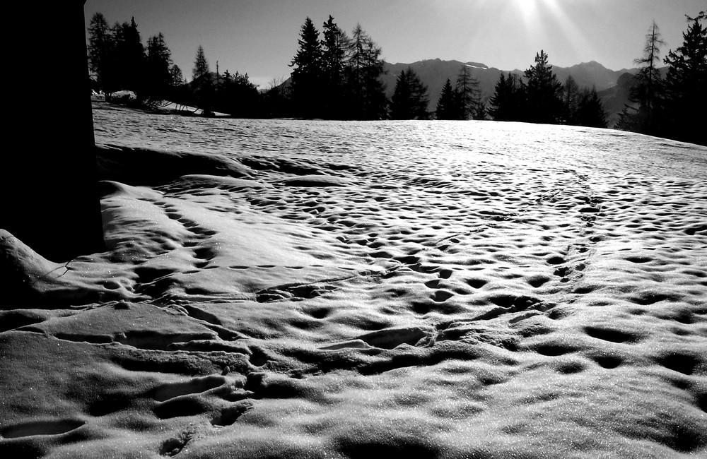 Krimi im Schnee