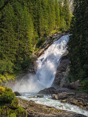 Krimmler Wasserfall..