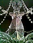 Kristall des Kronleuchters