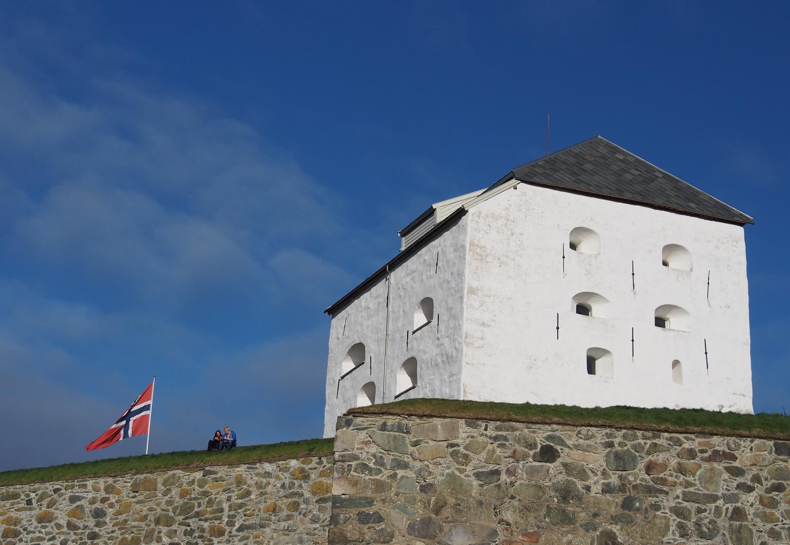 Kristiansten Festning, Trondheim