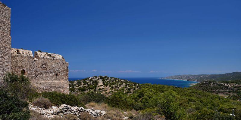 Kritina castel