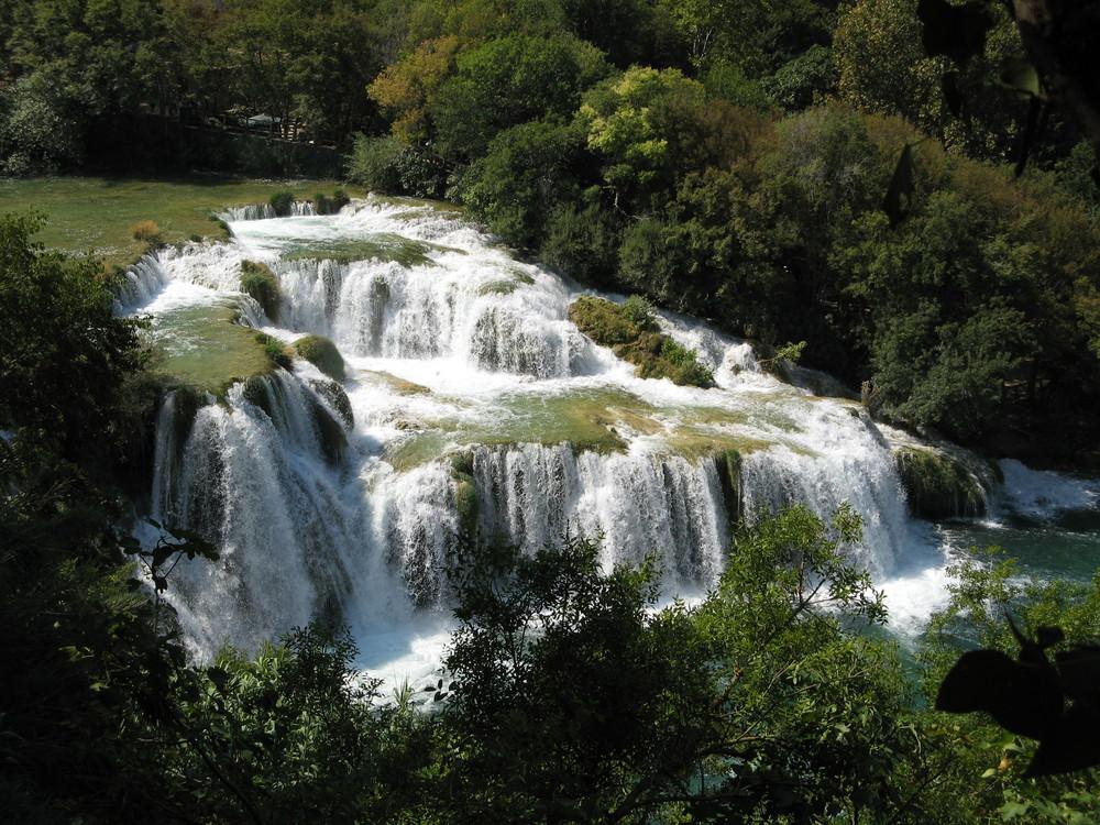Krka-Nationalpark, Kroatien