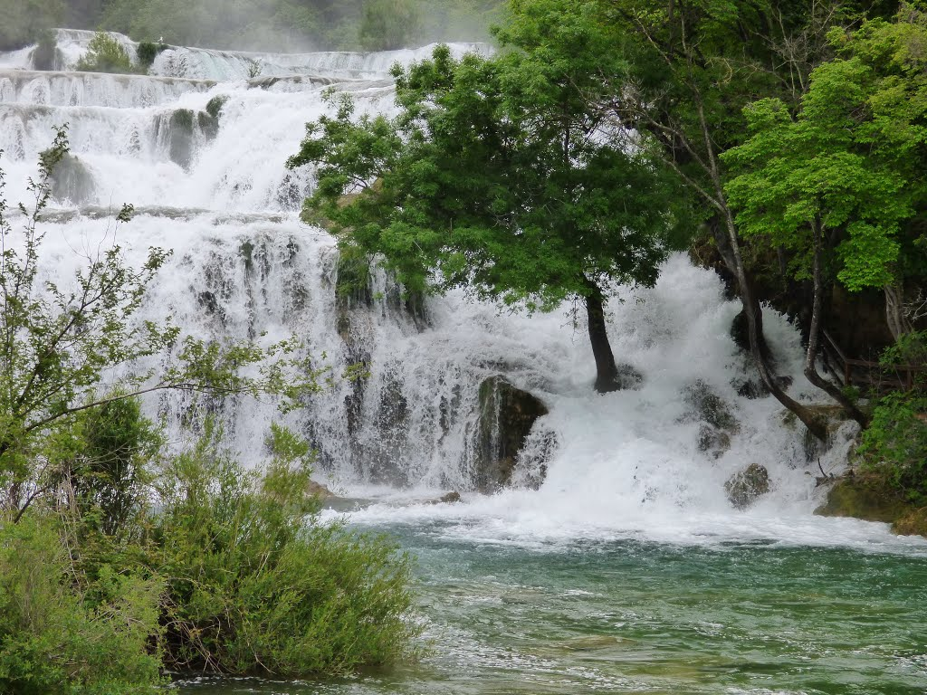 Krka Nationalpark/Kroatien