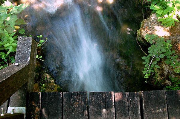 Krka Wasser
