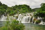 Krka-Wasserfälle