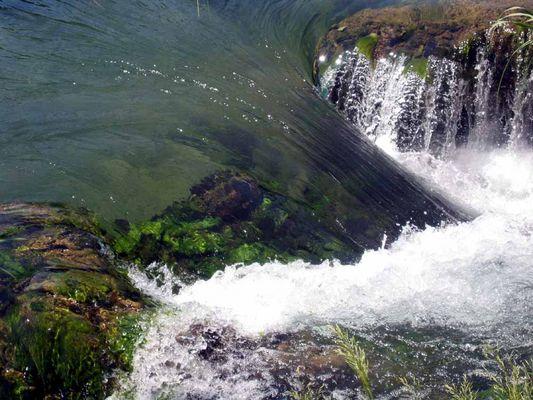 Krka Wasserfall II