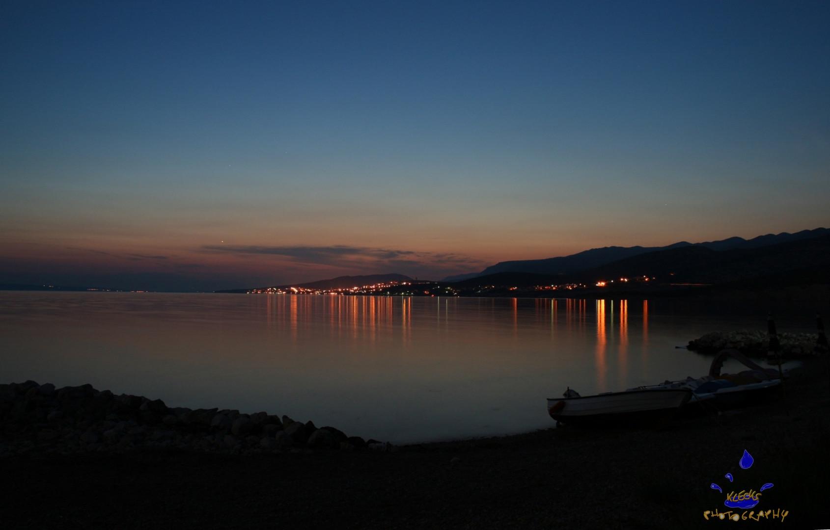 Kroatien am Meer