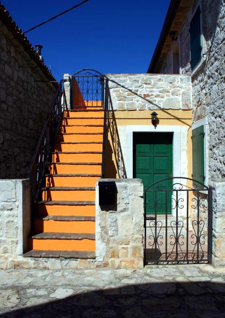 Kroatien Hauseingang