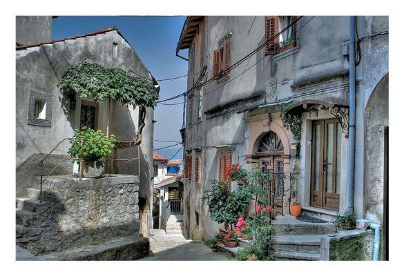 Kroatien - Moscenice