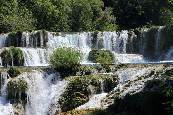 Kroatien, Nationalpark (Krka)