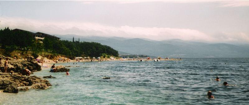 Kroatien - Novi Vinodolski