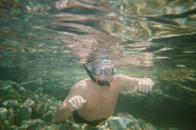 Kroatien unter Wasser