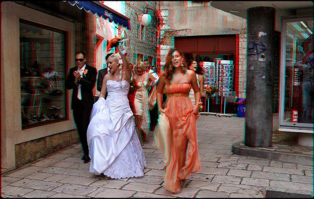 Kroatische Hochzeit