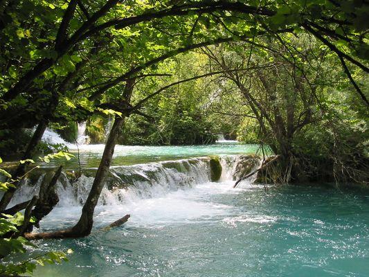 Kroatischer Nationalpark
