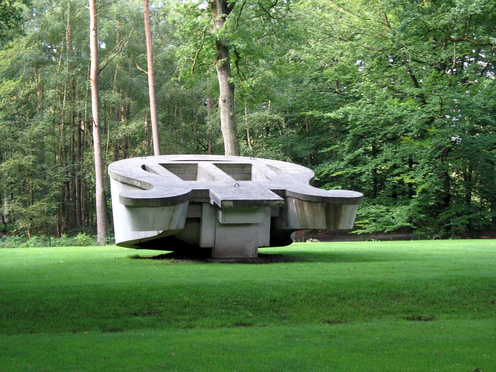 Kröller-Müller Museum, Skulpturenpark