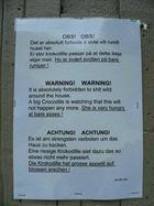 Krokodille ;-)