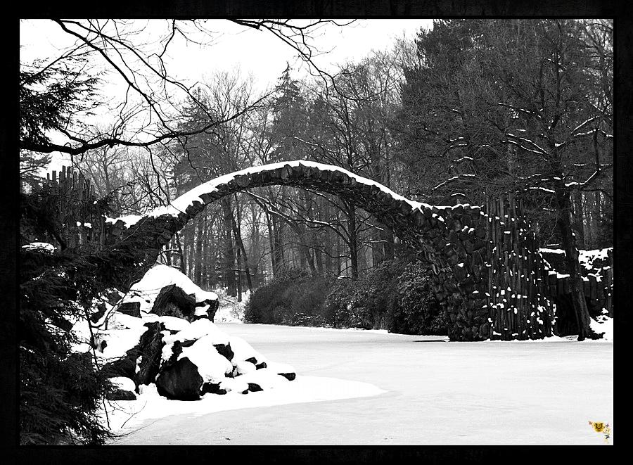 Kromlau - Winterland