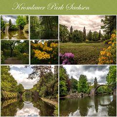 Kromlauer Park Sachsen