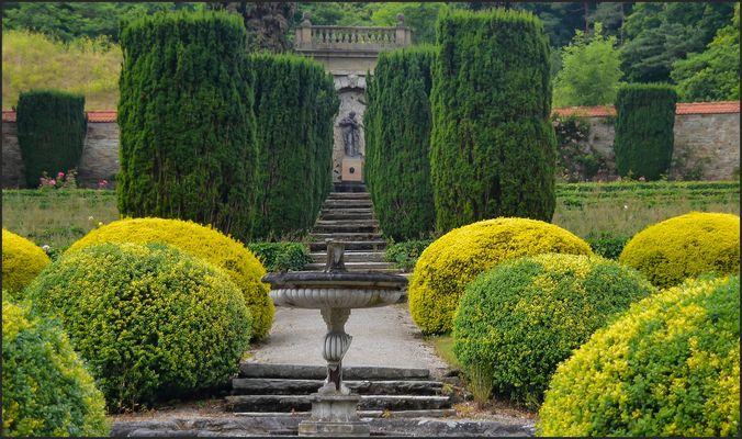 Kronberg im Park vom Schlosshotel