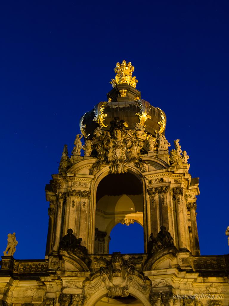 Krone des Dresdner Zwingers