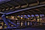 Kronprinzenbrücke (Berlin) HDR