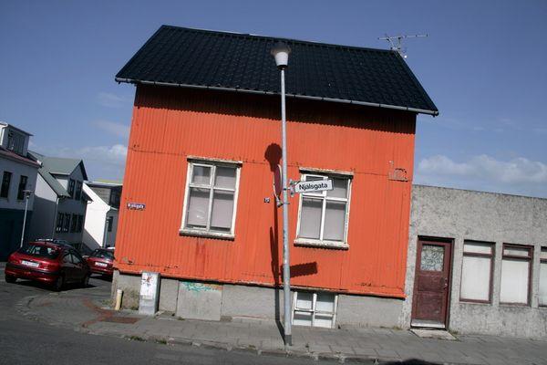 Krummes Haus