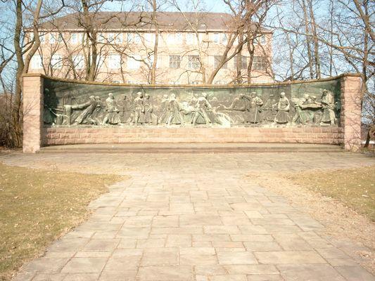 Krupp Industrie Denkmal