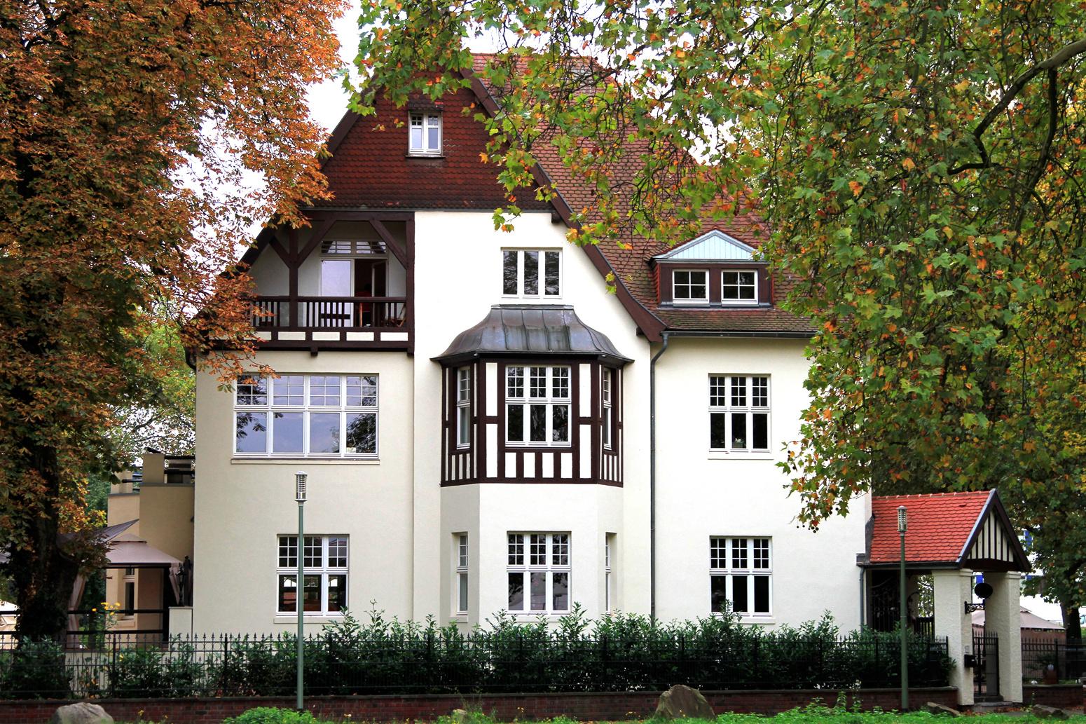 Krupp Villa ( nachher )