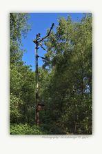 Kruppwerksbahn Mehrschienengleis Teststrecke ( 4 )