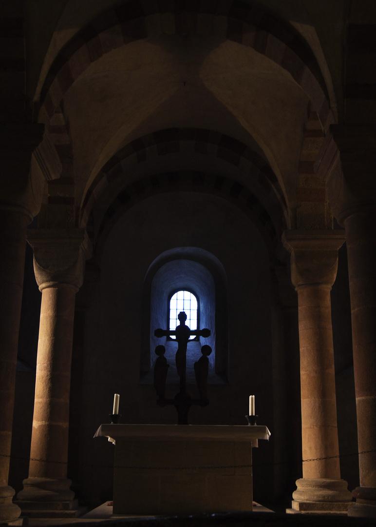 Krypta Dom zu Speyer