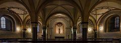 KRYPTA, Hohe Domkirche St. Peter zu Trier