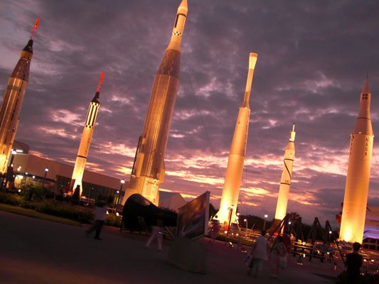 KSC - Kennedy Space Center...