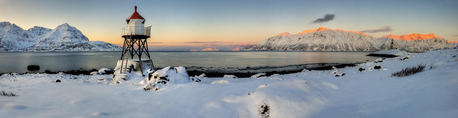 Øksfjord, Norwegen