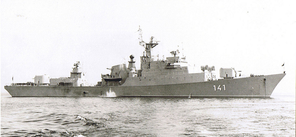 KSS 141 Rostock Volksmarine