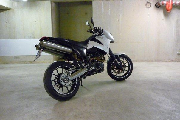 KTM Duke 2
