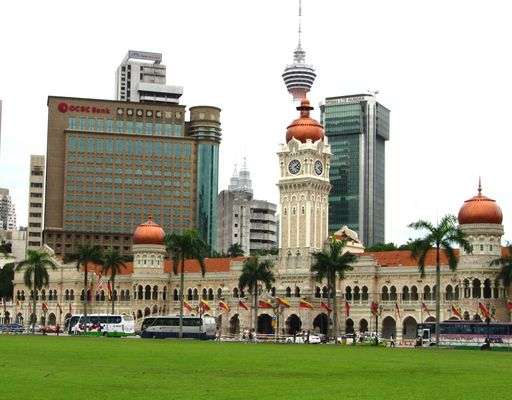 Kuala Lumpur - Independence Square 1