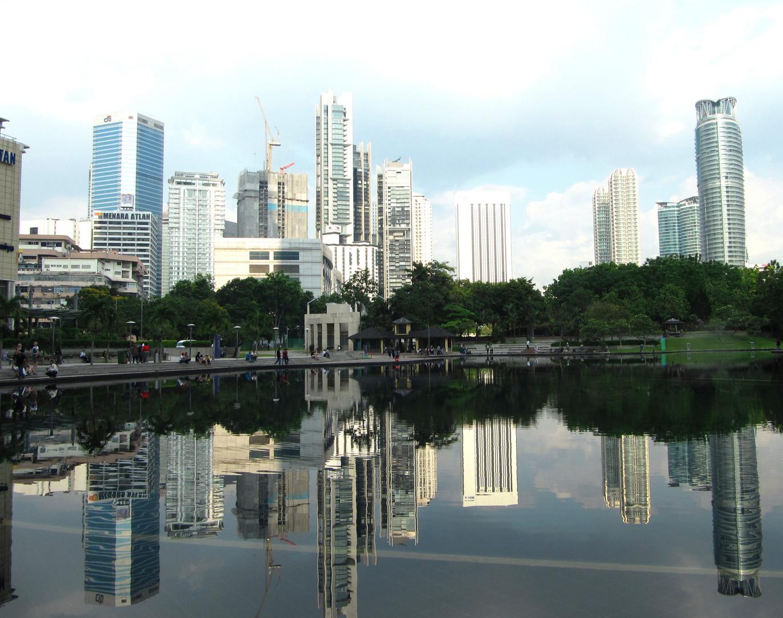 Kuala Lumpur - KLCC Park